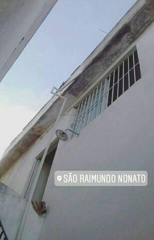 São Raimundo Nonato的民宿