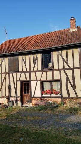 Verderel-lès-Sauqueuse的民宿