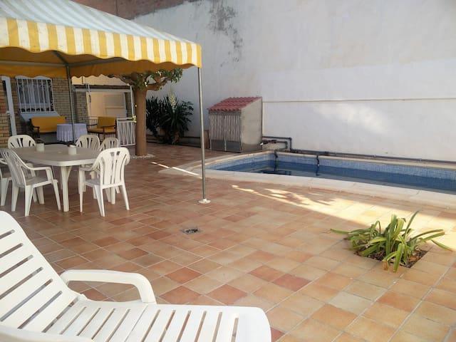 Torrente de Cinca的民宿