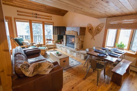 Cozy 3br/2ba West Vail Townhome- on Free Bus Route
