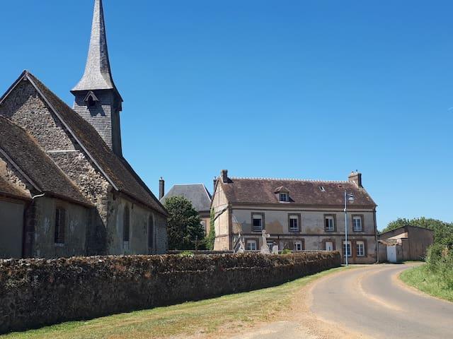 La Ferté-en-Ouche的民宿