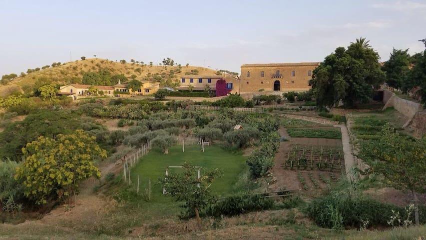 Vallelunga Pratameno的民宿