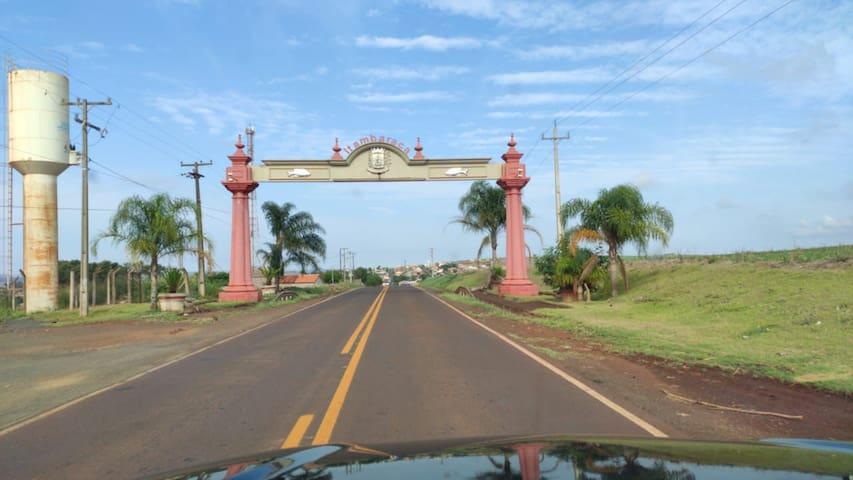 Itambaracá的民宿