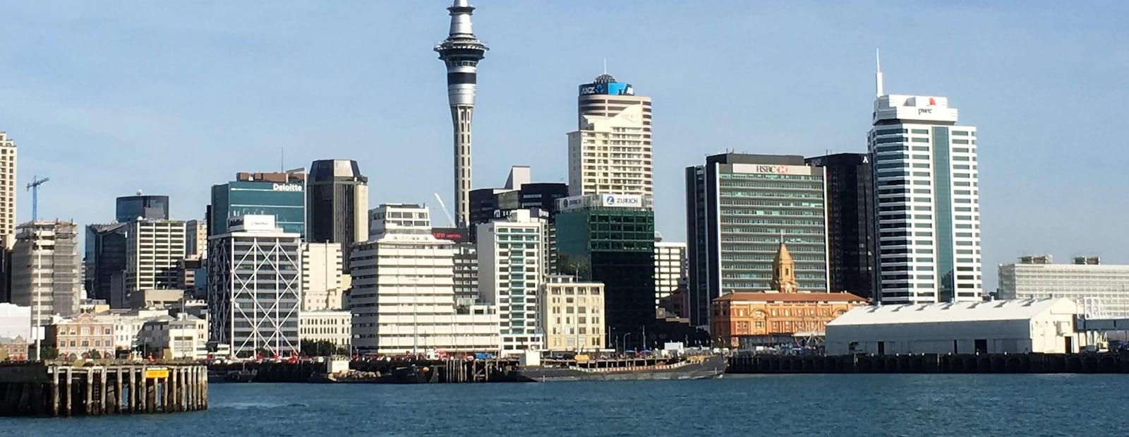 Auckland CBD的度假屋