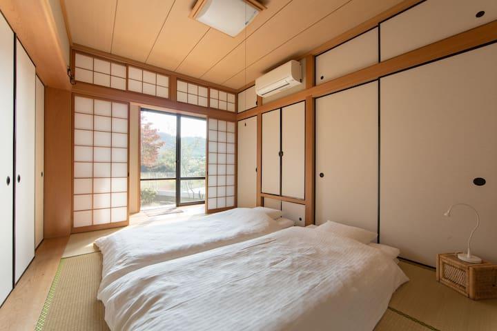 Wazuka-chō的民宿