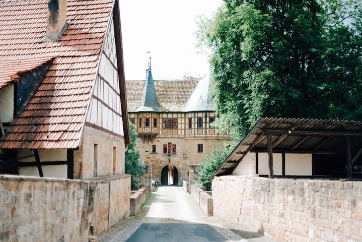 Höchheim的民宿