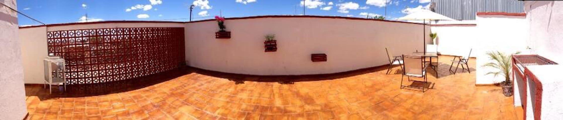 Ciudad Guadalupe Victoria的民宿