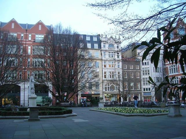 大伦敦的民宿