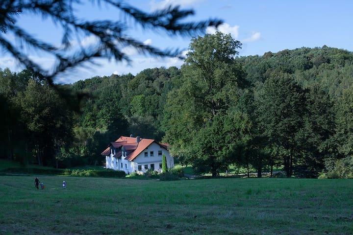 Limbach-Oberfrohna的民宿
