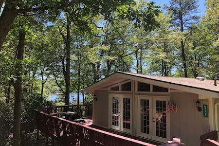 Lake House Retreat with Lake Views
