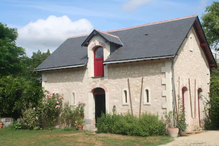 Beaufort-en-Vallée的民宿