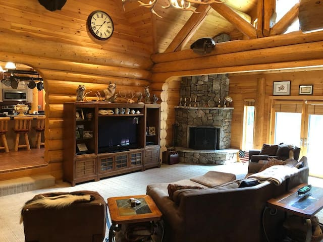 Bear Creek Village的民宿