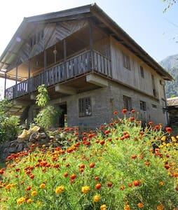 Sikkim Khecheopalri Lake House Part1