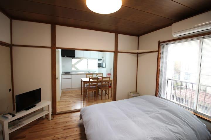Yuzawa, Minamiuonuma-gun的民宿