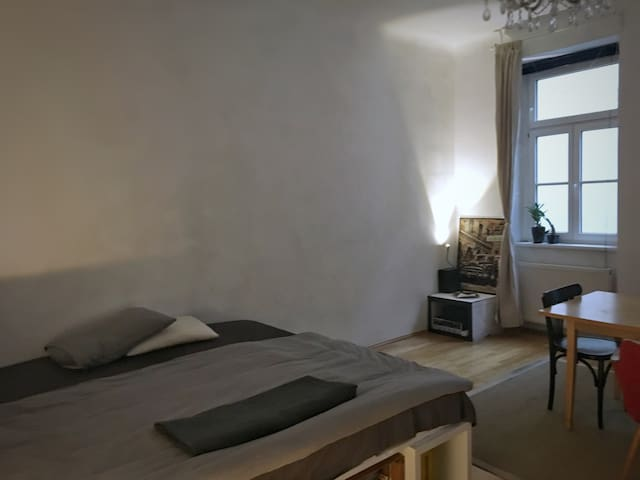 Large and cozy room, centrally located