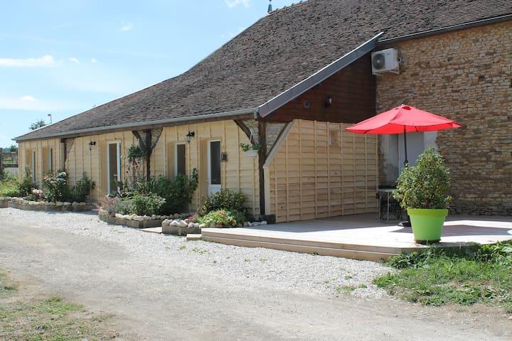 Briel-sur-Barse的民宿