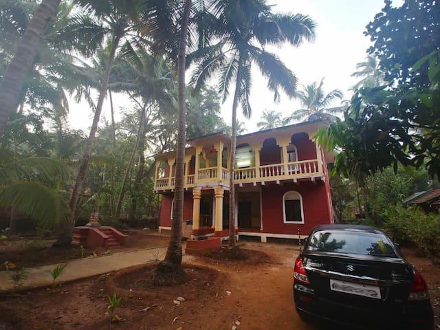 Mahagaon的民宿