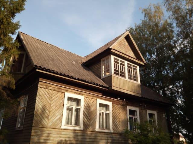 Nikolskoye的民宿