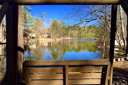 Private Lake Getaway