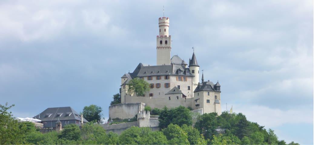 Braubach的民宿