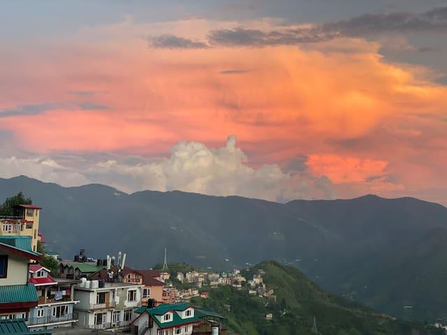 西姆拉(Shimla)的民宿
