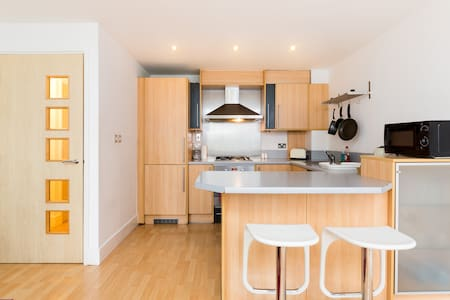 2 Bedroom Apartment Sleeps 6 Central Birmingham