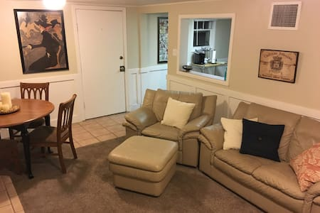 One Bedroom/Bath Private MIL with Kitchen/Laundry