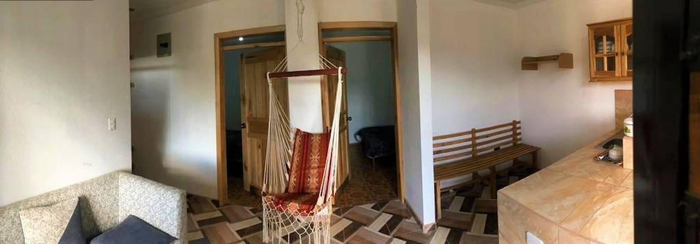 奥塔瓦洛的民宿