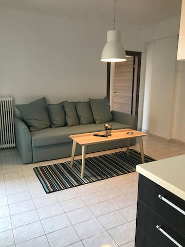 Central New Modern Apartment for 4 + WIFI