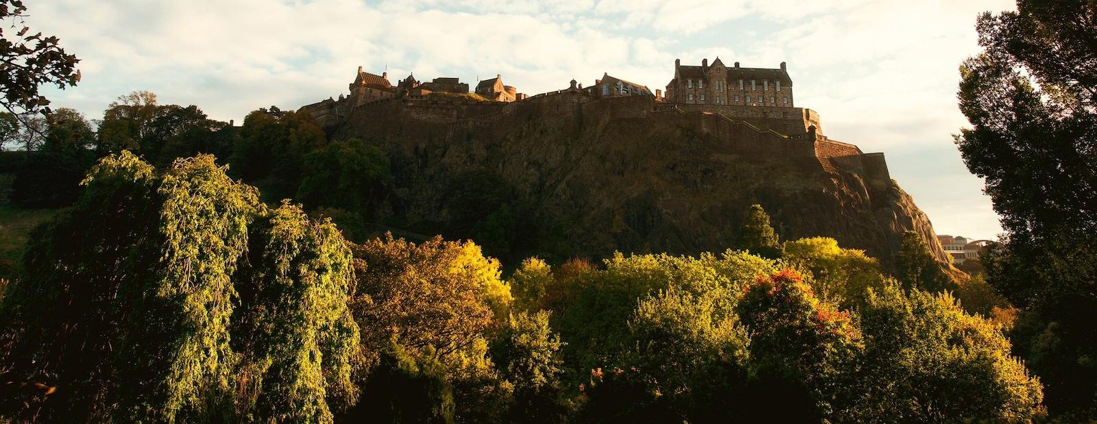 爱丁堡的度假屋
