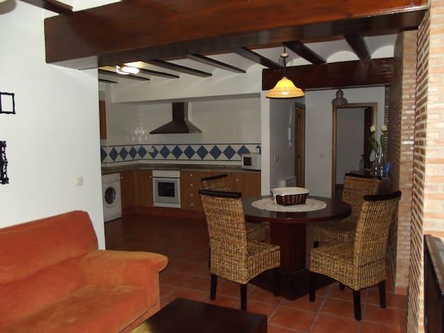 Chulilla的民宿