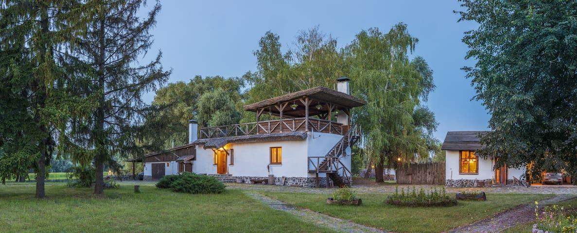 Khreshchatyk的民宿