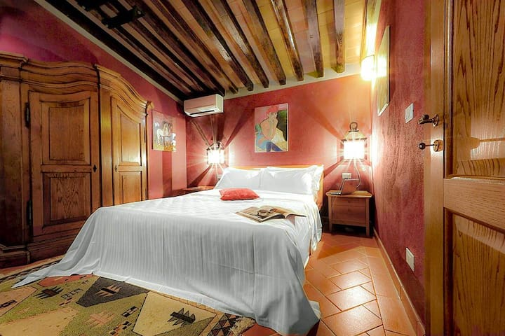 Barbera: Standard Apartment in Tuscany