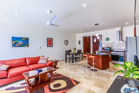 July & August Special- New Condo Near Playa Norte