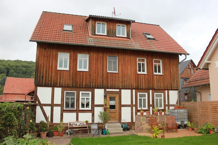 Gerbershausen的民宿