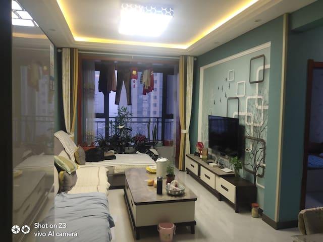 Wujiaqu的民宿
