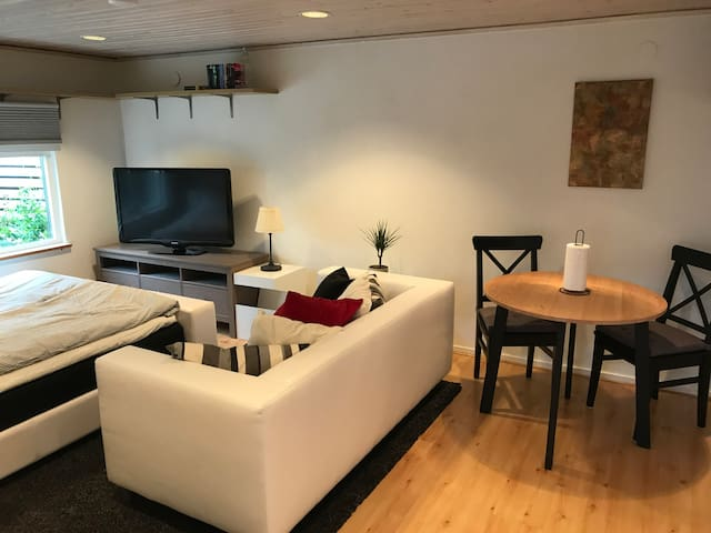 Cosy guest house in Malmö