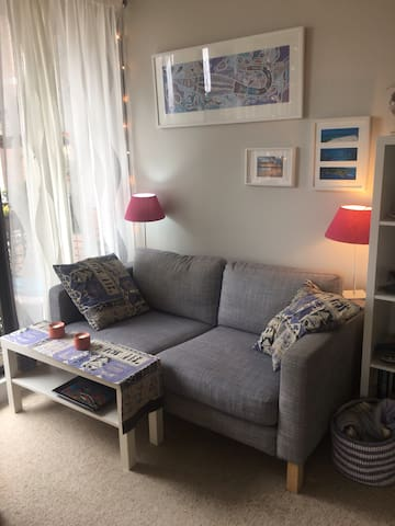 A comfortable space to be in as  Guests in Sydney