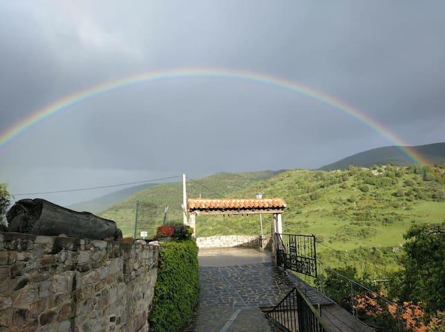 Montenegro de Cameros的民宿
