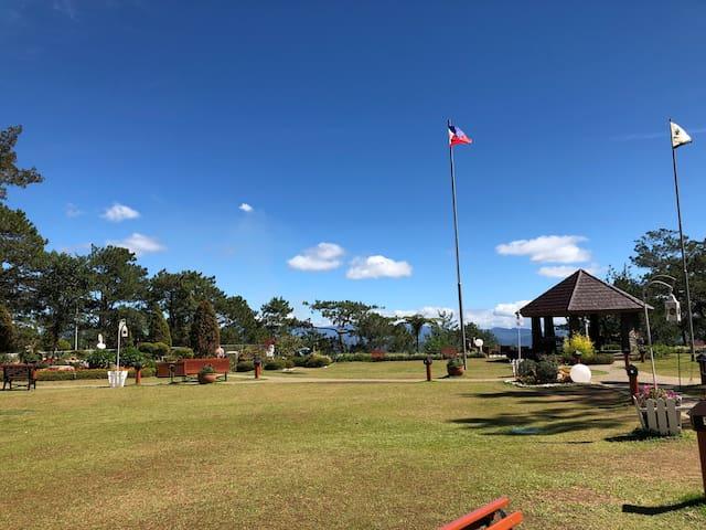 碧瑶的民宿