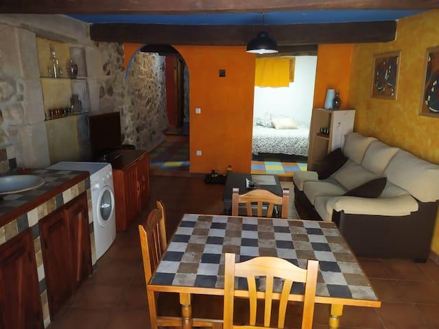 Villamiel的民宿