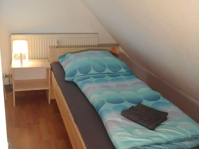 Übernachten im  Haus Johann Zimmer Nr. 10