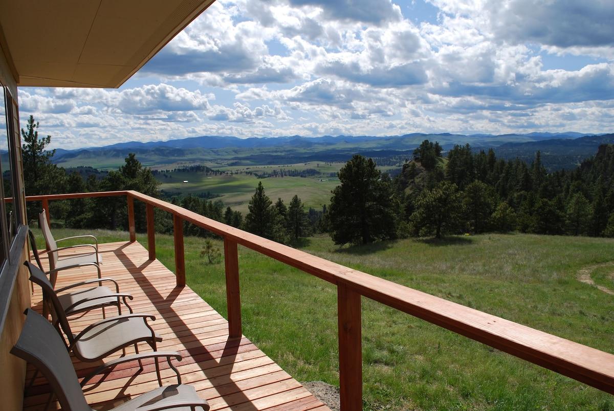 Firetruck Farms Mountain Cabin