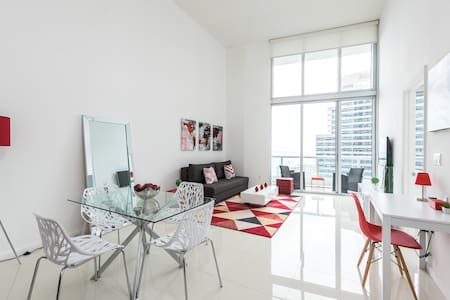 Waterfront Luxury 2Bedrooms IconBrickell w BayView