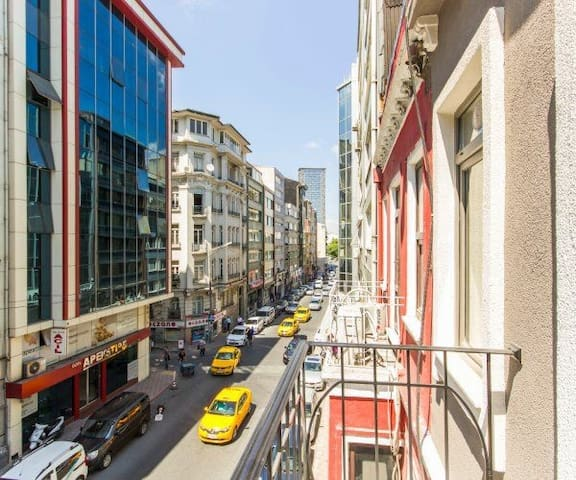 伊斯坦布尔的民宿