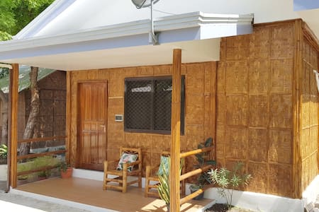 A comfortable and spacious island bungalow