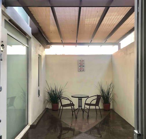 Ciudad Juárez的民宿