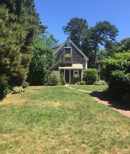 Privacy with Cape Cod charm