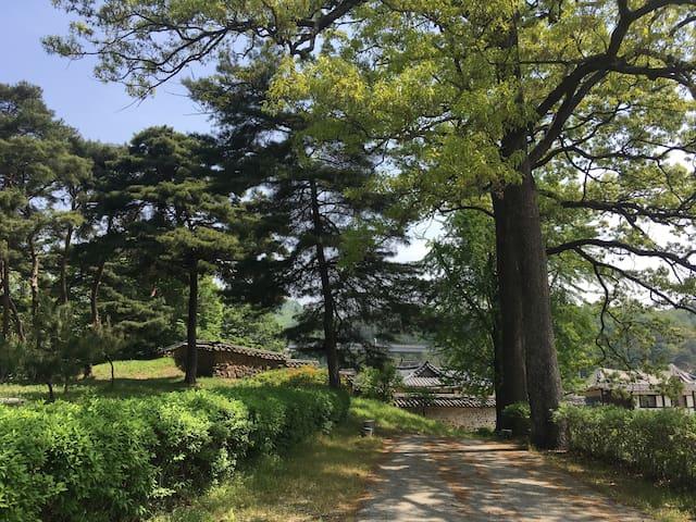 Uidang-myeon, Gongju-si的民宿