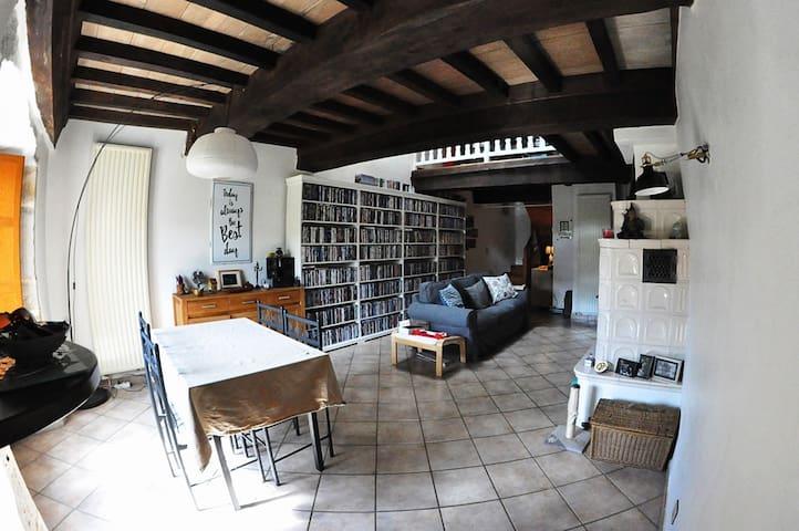 Mailley-et-Chazelot的民宿